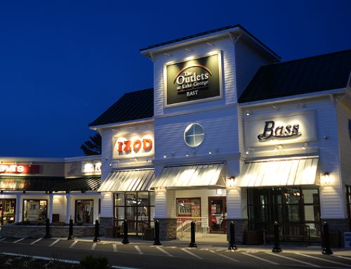 The Lake George Outlets for shopping